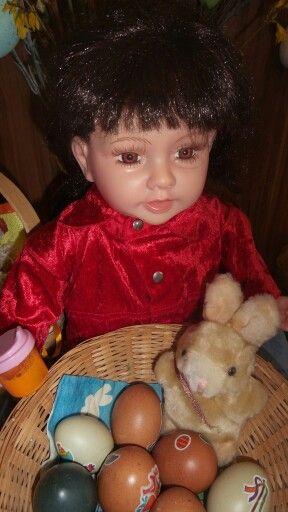 163.Agnes  tmavý sestra Agens blond