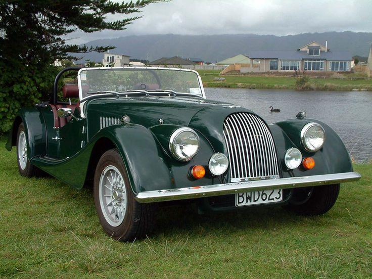 Morgan Plus-8