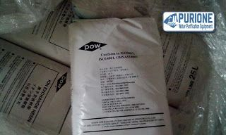 Resin Dowex HCRS adalah resin kation asam kuat yang memiliki bentuk partikel yang seragam untuk digunakan pada aplikasi water softener - http://www.purione.com/2017/02/resin-dowex-hcrs.html