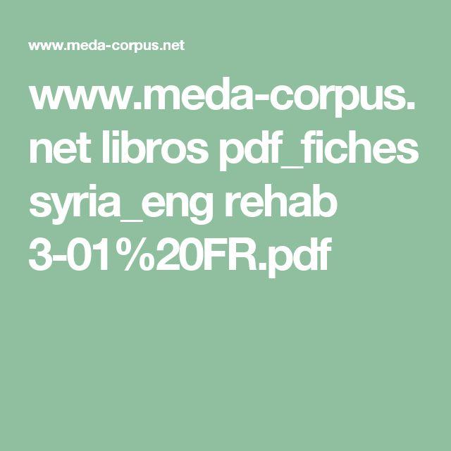 www.meda-corpus.net libros pdf_fiches syria_eng rehab 3-01%20FR.pdf