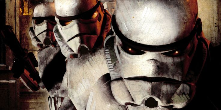 Star Wars Actor: First Order Stormtroopers More 'Emotionally Available'