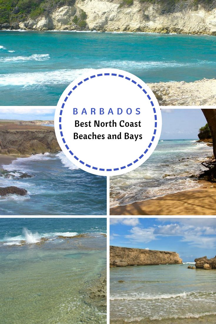 Head to the north of Barbados to discover beautiful bays, secluded beaches, and awe-inspiring views...