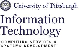 Information technology is an integral part of the academic and research mission of the University of Pittsburgh. Worldwide computing, networked information, online collaboration, & technology-delivered instruction are daily experiences at the University's five campuses.  Recruiting: Computer Science, Information Science, Telecommunications