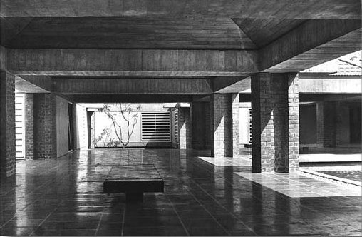 Sabarmati Ashram, peace and serenity designed by Architect Charles Correa, Gujrat India...Tribute to the Mahatma