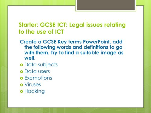 I've lost all my GCSE ICT coursework. what do I do?