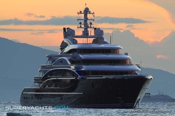 serene yacht | Serene Yacht Photos - Fincantieri Yachts motor yacht