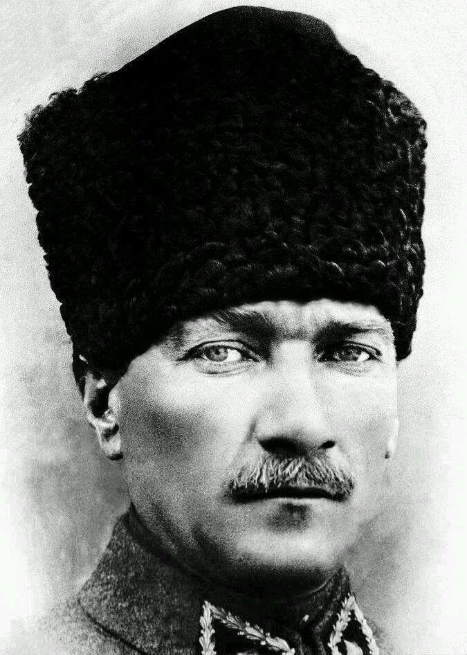 14 9 Mustafa Kemal Ataturk Revolutionary President Of Turkey Poster 13 20 24 36 27 40 Ebay Collectibles Nadide Fotograflar Portre Resim