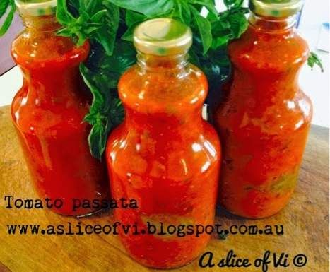 Recipe Tomato Passata by Elisha-Vi - Recipe of category Sauces, dips & spreads