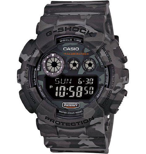 G-Shock GD-120CM Designer Watch - Grey Camo / One Size Casio http://www.amazon.com/gp/product/B00K32IKUM/ref=as_li_qf_sp_asin_il_tl?ie=UTF8&camp=1789&creative=9325&creativeASIN=B00K32IKUM&linkCode=as2&tag=g-shock-pt-20&linkId=DZGMEBRKF2UDJEIC