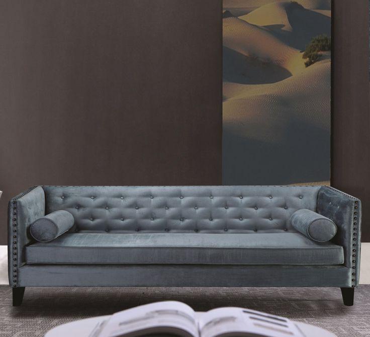 Die besten 25+ Barock sofa Ideen auf Pinterest | Chesterfield ...
