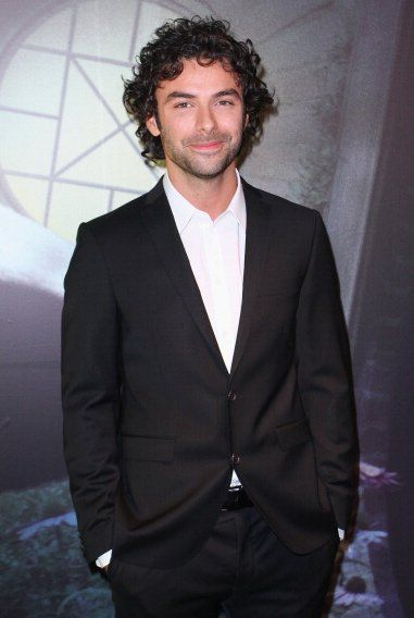 Aidan Turner at the Irish Premiere of The Hobbit: An Unexpected Journey at Cineworld in Dublin.