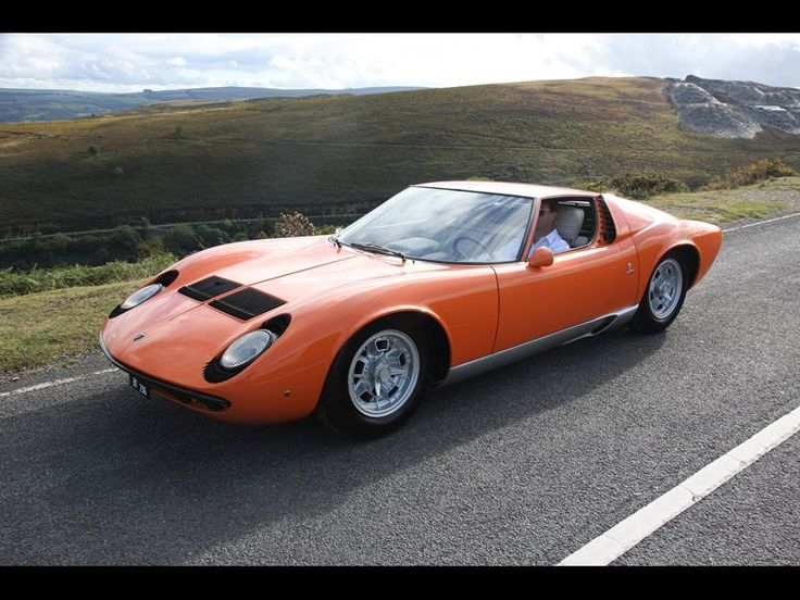 Earlier this year we reported that the Lamborghini Miura which starred in the original 1969 versi...