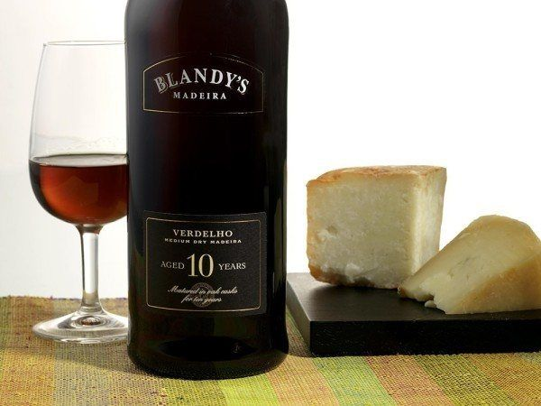 A 10-year-old Verdelho pairs wonderfully with cheese (A beginners guide to Madeira Wine)