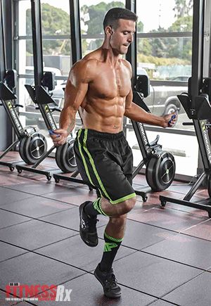The Big Three Workout - Boost Your Metabolism With This CrossFit Inspired Routine.