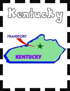 unit on kentucky pioneers These kentucky state fact file worksheets are the perfect worksheets to help you and your child record many facts about the state of kentucky when doing your 5.