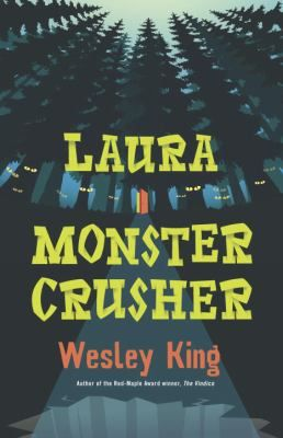Laura Ledwick is... well... large. The kids at school don't let her forget it, and call her names. When her family moves  before 8th grade, she expects the same. What she doesn't expect are the  yellow eyes watching her from the forest. Or the mysterious rattling in her closet.  But then things take on a whole new level of weird. It turns out Laura has just been given the most important job in the world: Monster Crusher. Her role is simple: protect the earth from the horrors beneath their…