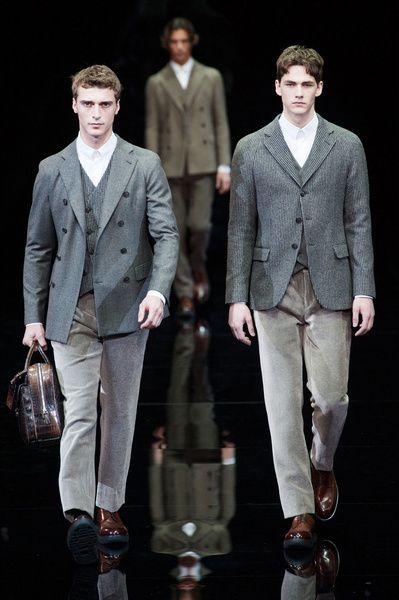 MMU FW 2014-15 – Giorgio Armani See all the catwalk on: http://www.bookmoda.com/sfilate/mmu-fw-2014-15-giorgio-armani/ @ARMANI Official #giorgioarmani #milan #fall #winter #catwalk #menfashion #man #fashion #style #look #collection #MMU