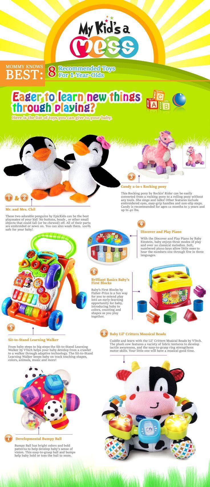 Epickids Liste Empfohlener Spielzeuge Fur 1 Jahrige Spielzeug Fur 1 Jahrige Spielzeug Kinder Spielzeug
