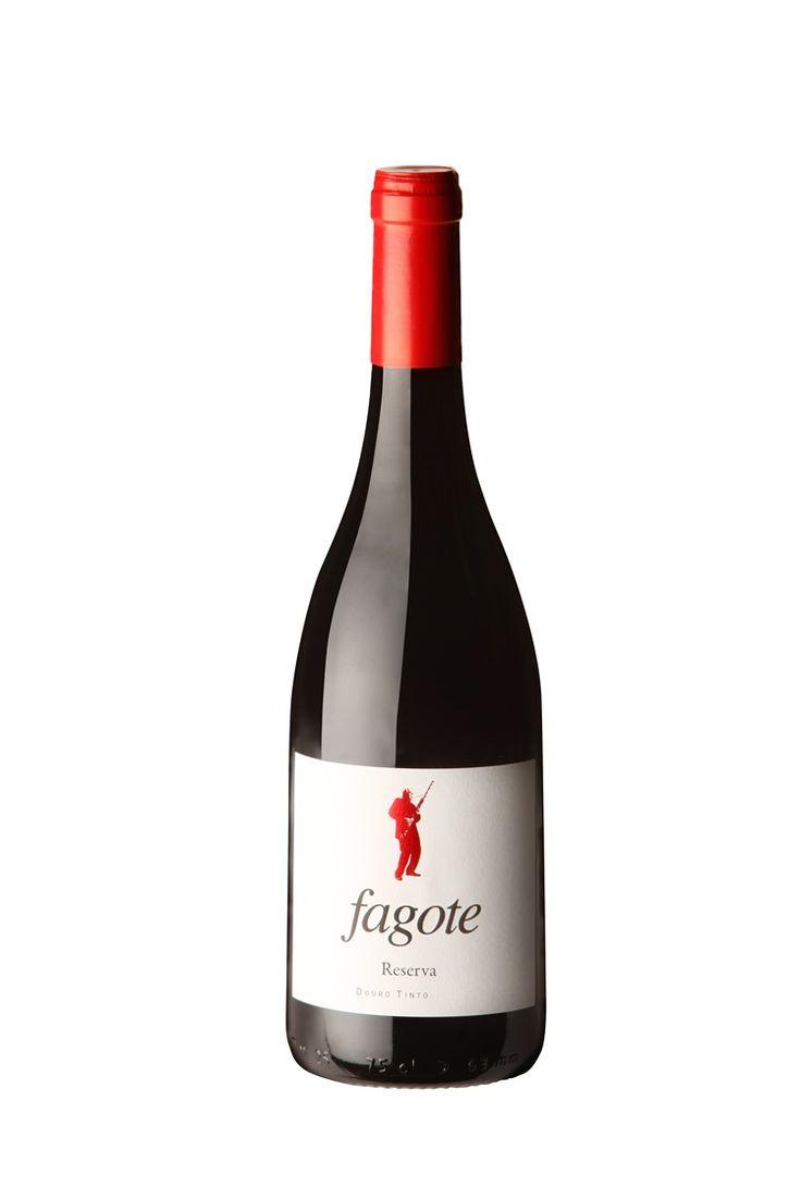 Fagote Reserva, Douro | #Portugal #wine #winelovers