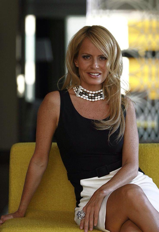Cecilia Bolocco habla tras operación de su hijo Máximo