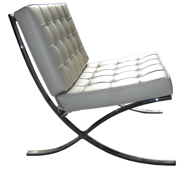 Barcellona chair - a classic piece