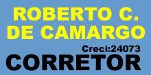 Roberto Carlos de Camargo   rua 23 com av° 19 e 21 - Jd. rio claro  F.(19) 3534.3322 / 9815.4004 / 8175.5039  RIO CLARO / SP  robertoc.dcamargo@gmail.com