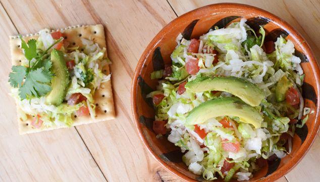 SALPICÓN VEGETARIANO | Chef Oropeza