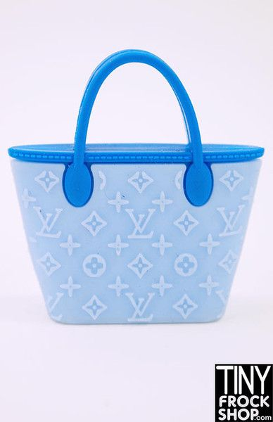 Barbie Louis Vuitton Style Classic Neverfull Bag - Tiny Frock Shop