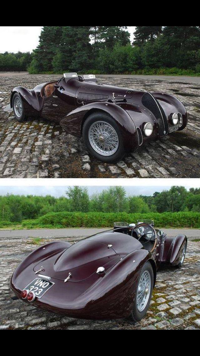 Alfa Romeo 1938. CL - very overlooked is Alfa.