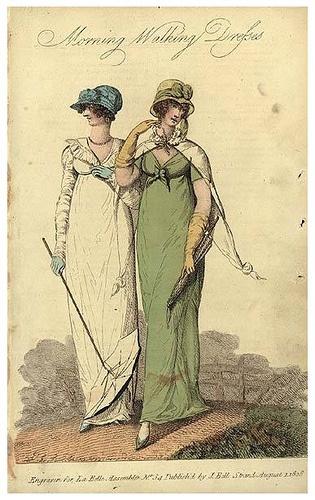 la moda en México siglo XIX