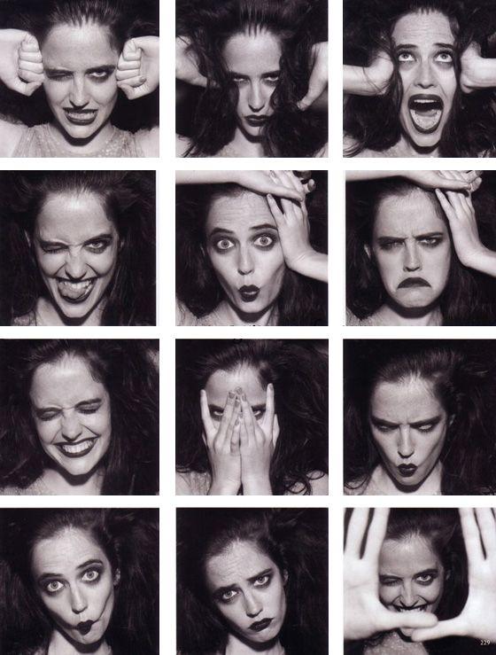 Eva Green expressions
