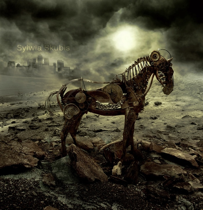 The Mechanical Horse Stood Perfectly Still.
