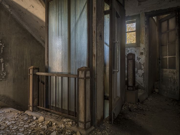 Haunting Photos of Europe's Abandoned Buildings, From Steel Plants to Castles | Atlas Obscura