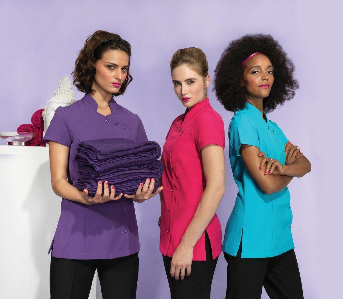 1000 images about salon staff uniform ideas on pinterest for Spa uniform canada