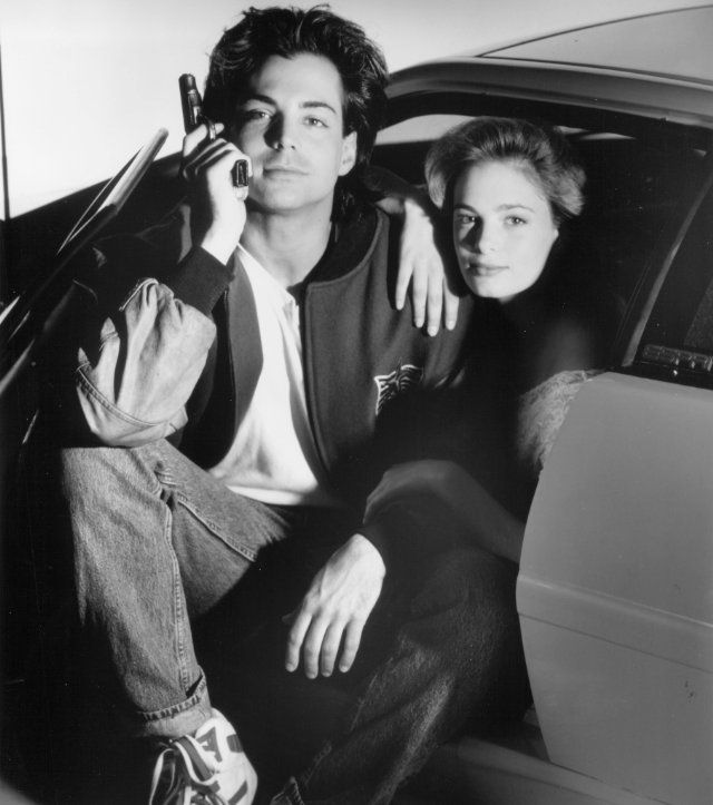 If Looks Could Kill. (1991) Richard Grieco and Gabrielle Anwar