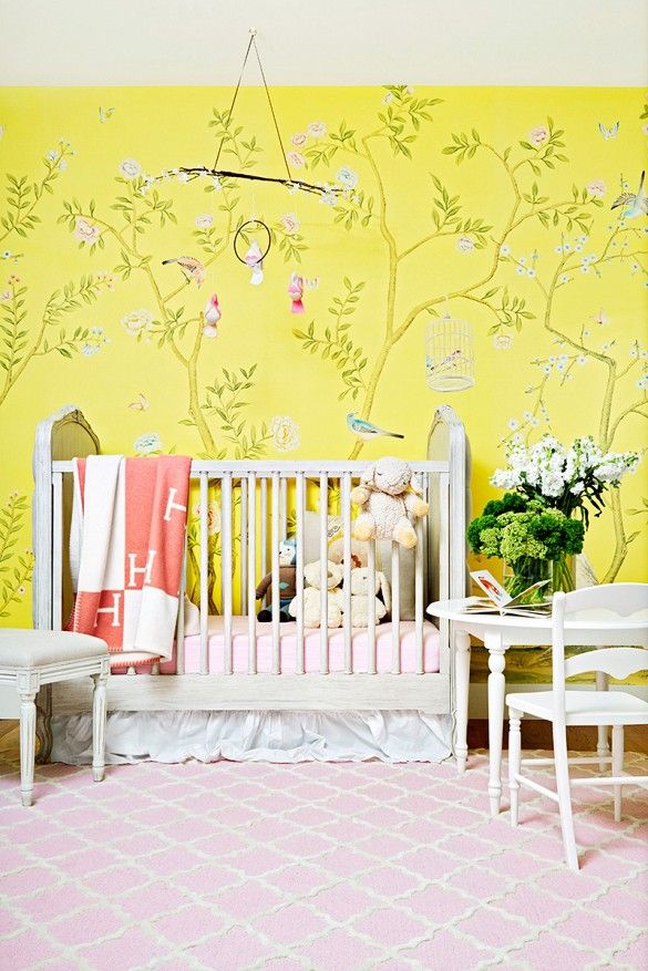 479 best Yellow baby rooms images on Pinterest | Child room, Baby ...