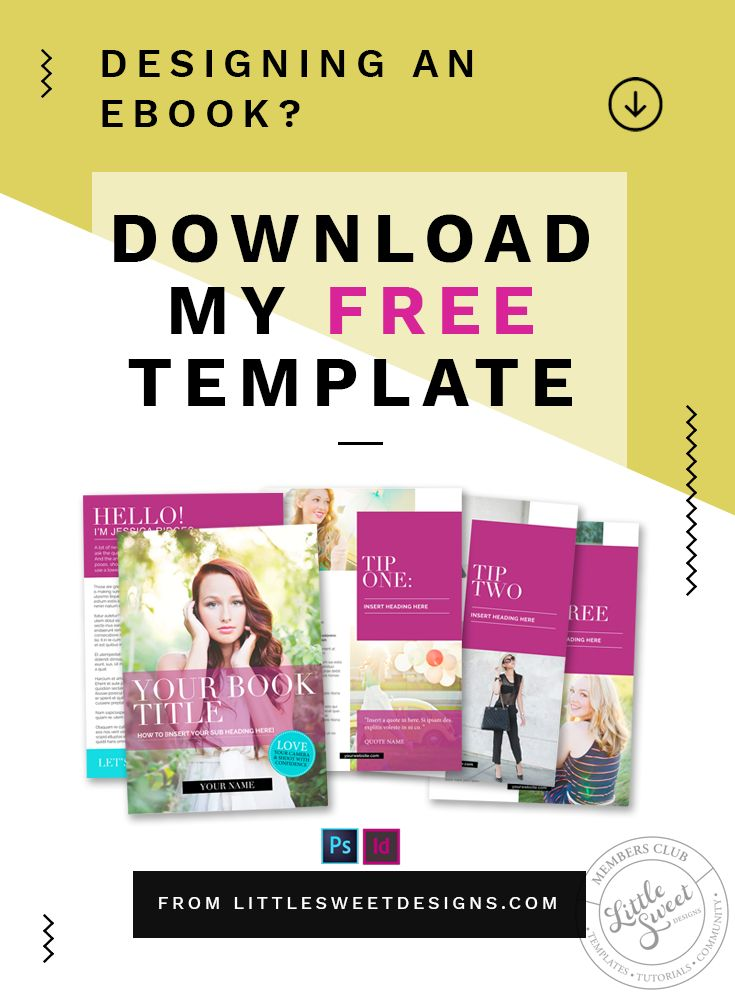 Designing an eBook and struggling with the design? Download my FREE template for use with InDesign or Photoshop.   No longer do you have to struggle with your eBook Design -  Grab mine! Yes, it's perfect for taking your design from 'meh' to WOW! There's no need for you to do all the design-work, when I've done it all for you!