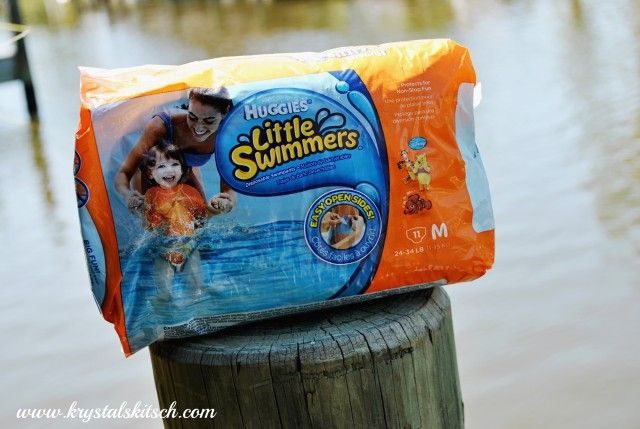 Host a Backyard Pool Party With Huggies Little Swimmers #littleswimmers