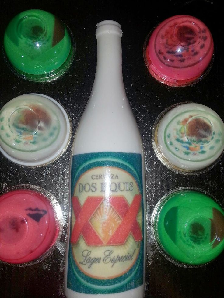Tienda online de creatividades latinas molde de botella - Moldes para gelatina ...