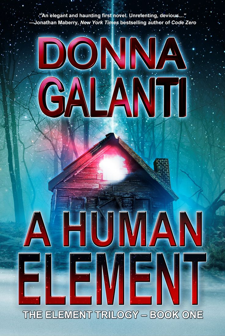 A Human Element  New From Donna Galanti @donnagalanti