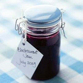 Making jam doesn't have to be difficult - using blackcurrants means your jam will always set (we promise!)
