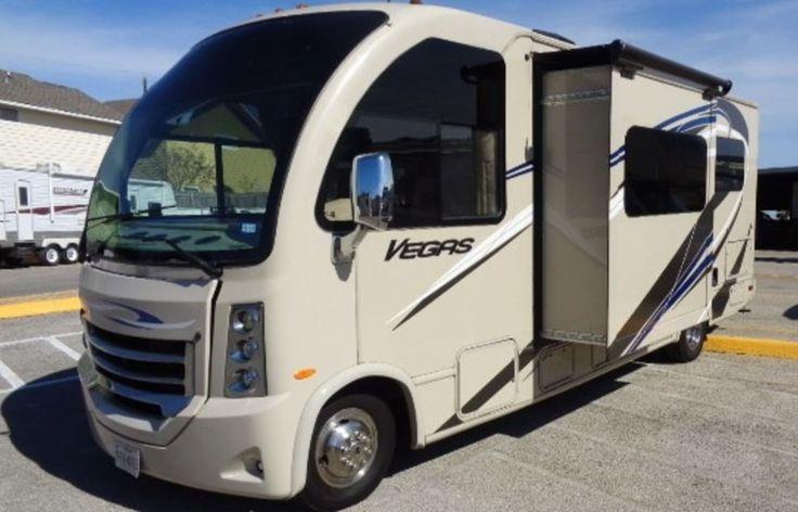 2015 thor motor coach vegas 241 rv rental in westport