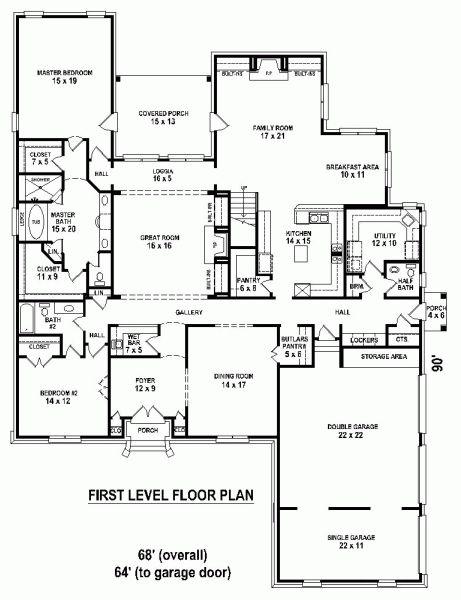 146 best house plans images on pinterest | dream houses, home