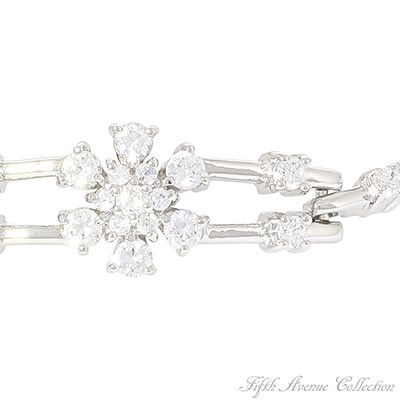 Bridal Bracelet - A Box of Flowers- Fifth Avenue Collection :: Beautiful Jewellery :: We Create Beauty and Success