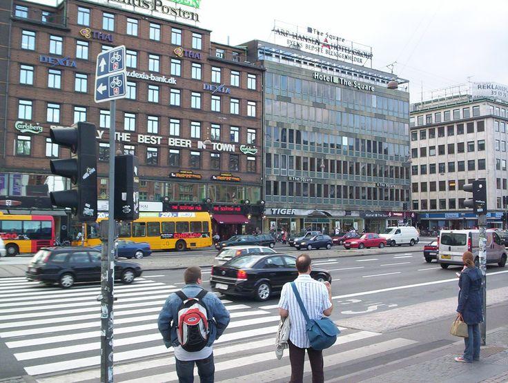 Centrum Kopenhagi