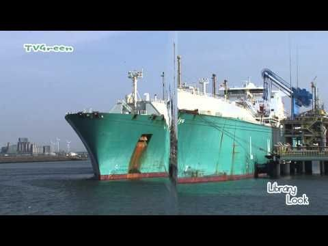 Port of Rotterdam: Nijlhaven - Gaselys - YouTube