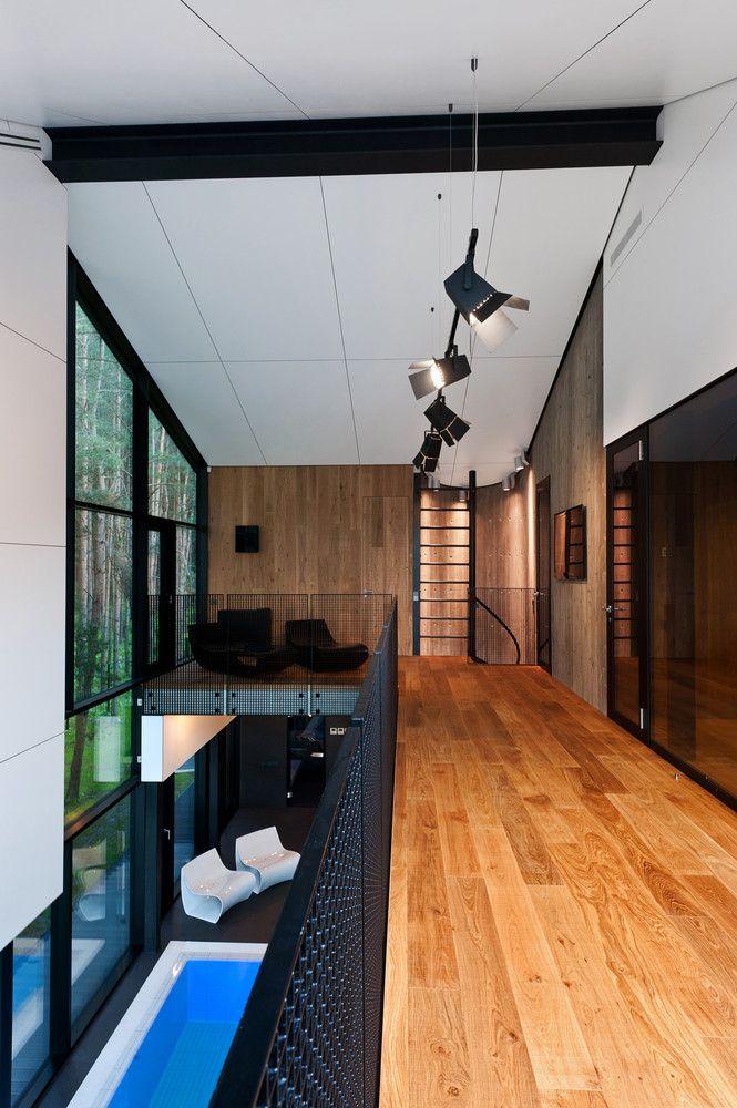 An Autograph Among The Pine Trees / ARCHISPEKTRAS – nowoczesna STODOŁA   wnętrza & DESIGN   projekty DOMÓW   dom STODOŁA