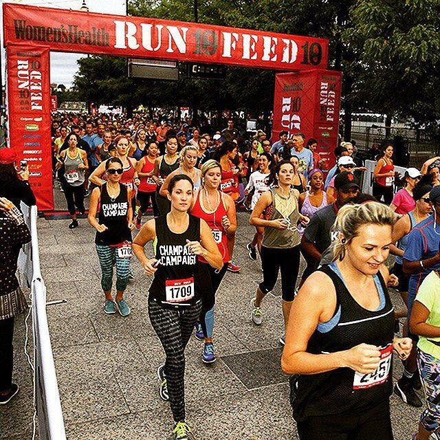 Register now for one of our #RUN10FEED10 10k races across the country this fall and you'll instantly provide 10 meals to people going hungry in your local community. Check out dates registration info and more ways you can get involved in a city near you at RUN10FEED10.com  : @run10feed10  via WOMEN'S HEALTH MAGAZINE OFFICIAL INSTAGRAM - Celebrity  Fashion  Health  Advertising  Culture  Beauty  Editorial Photography  Magazine Covers  Supermodels  Runway Models