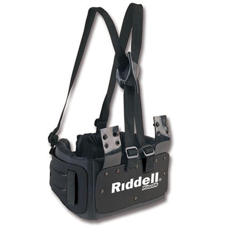 Riddell Football Rib Protector - Youth, Black