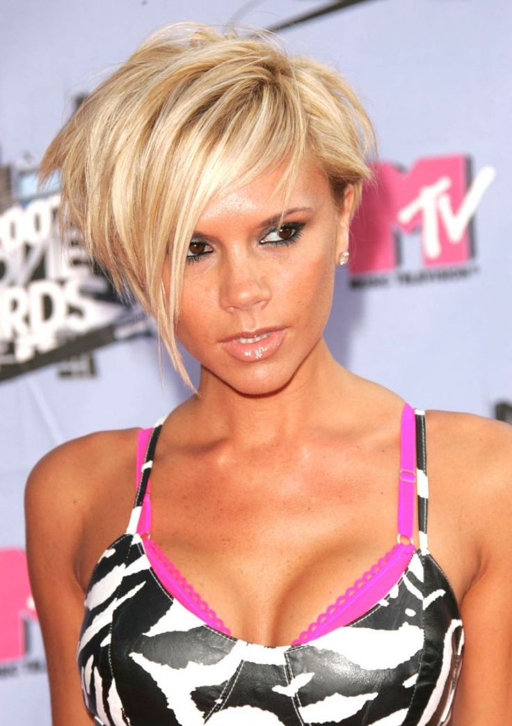 posh spice hair back - Google Search